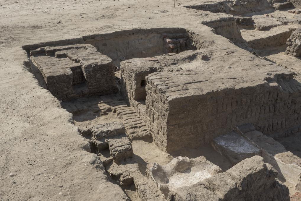 La nécropole de Térénouthis