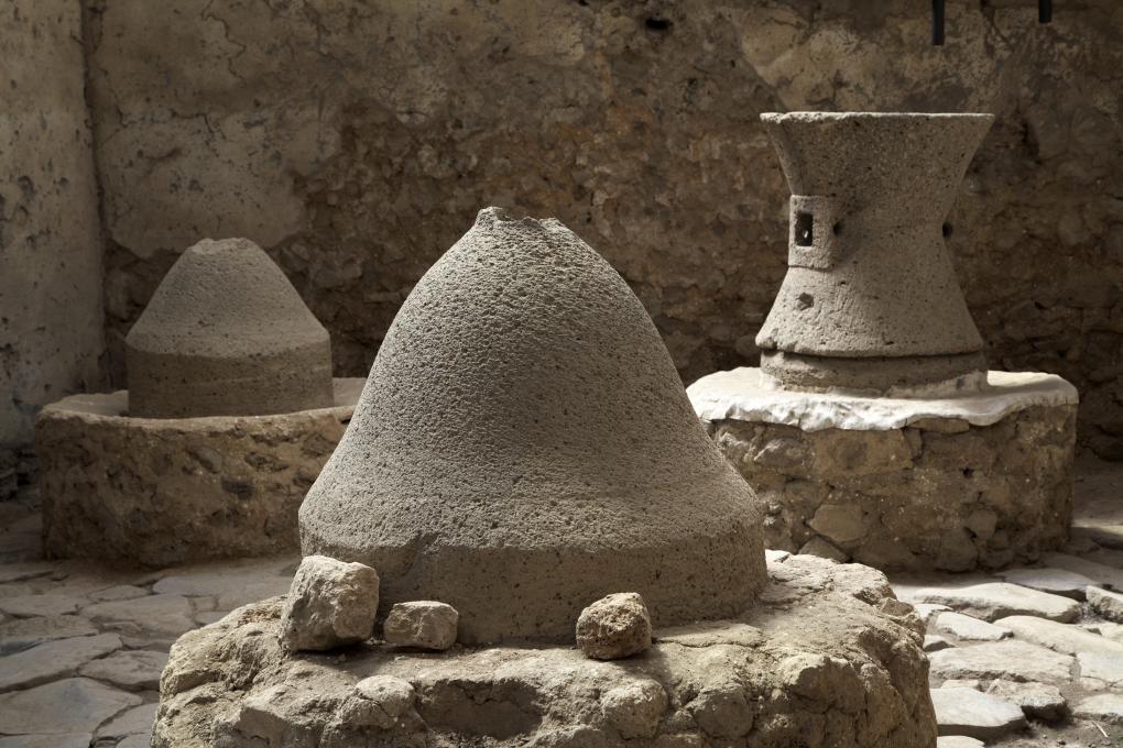 La boulangerie de Pompéi